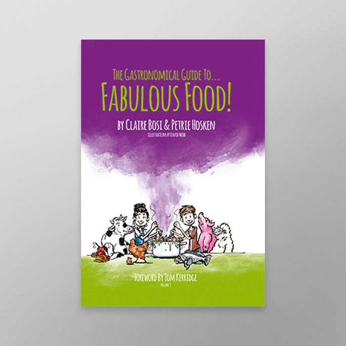 The Gastronomical Guide to Fabulous Food