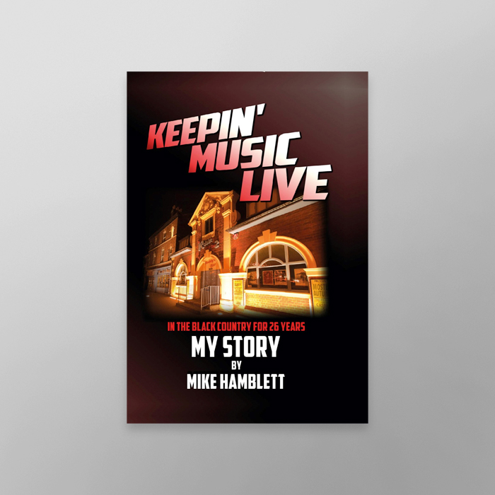 Keepin' Music Live - My Story